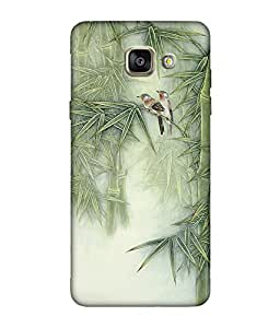 small candy 3D Printed Back Cover For Samsung Galaxy A3 2016 -Multicolor illustration