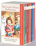 The Little House Collection: A Full-Color Collector's Set of the First Five Books Little House in the Big Woods, Farmer Boy, Little House on the Prairie, On the Banks of Plum Creek (0060754281) by Wilder, Laura Ingalls
