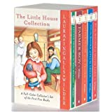 The Little House Collection Box Set (Full Color) ~ Laura Ingalls Wilder