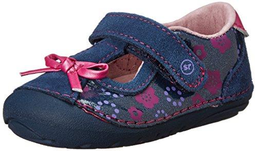 Stride Rite Srt Sm Nala Crib Shoe (Toddler),Navy/Pink,6 M Us Toddler front-719613