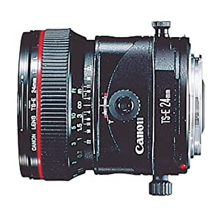 Canon TS-E 24mm f/3.5L Tilt Shift Lens for Canon SLR Cameras