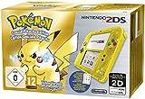 Video Games - Nintendo 2DS - Konsole (Gelb Transparent) inkl. Pok�mon Gelbe Edition: Special Pikachu Edition