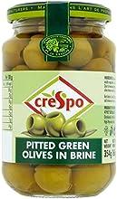 Crespo sin hueso de las aceitunas verdes 354g