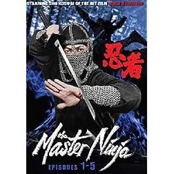 Master Ninja 1-5