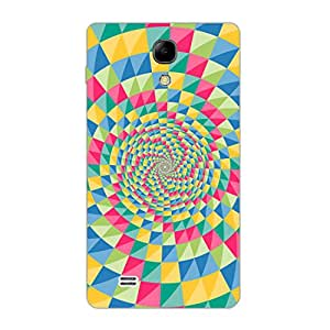 Designer Phone Case Cover for SamsungS4Mini Illusion