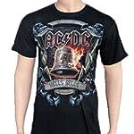 Acdc - Hells Bells Shield T-Shirt