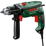 Bosch Home and Garden 0603127005 Bosch Trapano Battente Compact Easy PSB 530 RE, W, 230 V, Verde