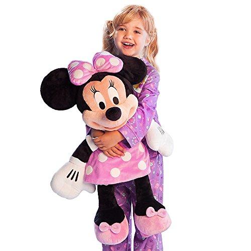 Disney ディズニー Minnie Mouse Plush ミニーマウス 大きい ぬいぐるみ 27インチ