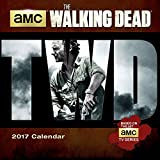 Amc's The Walking Dead 2017 Calendar (Mini Wall)
