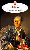 echange, troc Denis Diderot - Lettre sur les aveugles