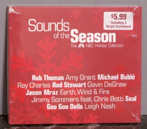 Gavin DeGraw - Sounds Of The Season: The NBC Holiday Collection