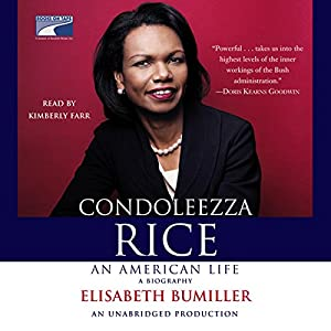 Condoleezza Rice Audiobook