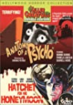 Anatomy of a Psycho+Hatchet