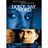 Don't Say a Word ~ Michael Douglas