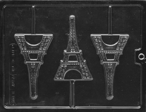 EIFFEL TOWER Miscellaneous Candy Mold Chocolate