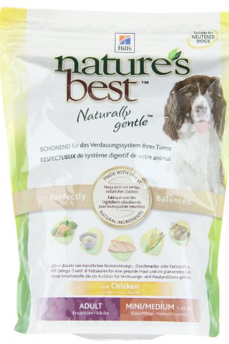 Hills Nature's Best Canine Adult Mini / Medium Hundefutter 700g