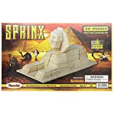 Puzzled, Inc. 3D Natural Wood Puzzle - Sphinx