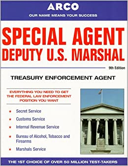 Deputy U.S. Marshal: Treasury Enforcement Agent (Special Agent, Us ...