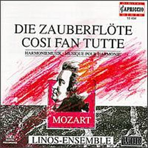 W.a. Mozart - Magic Flute/Cosi Fan Tute - Amazon.com Music