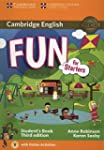 Fun for Starters Student's Book with...