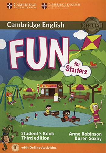 Fun for starters Student's book with audio Con e book Con espansione online Per la Scuola media PDF