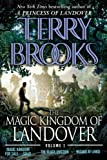 Image of The Magic Kingdom of Landover   Volume 1: Magic Kingdom For Sale SOLD! - The Black Unicorn - Wizard at Large