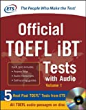 img - for Official TOEFL iBT Tests with Audio (McGraw-Hill's TOEFL iBT) book / textbook / text book