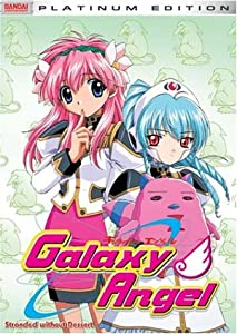 Galaxy Angel - Stranded Without Dessert (Vol. 3)