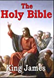 img - for The Holy Bible - King James book / textbook / text book
