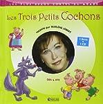 TROIS PETITS COCHONS (LES) +CD