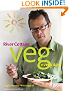 River Cottage: Veg Everyday by Hugh Fearnley-Whittingstall Book Cover