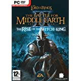 Lord of the Rings: Battle for Middle Earth II - The Rise of the Witch-King Expansion Pack (PC DVD)by Electronic Arts
