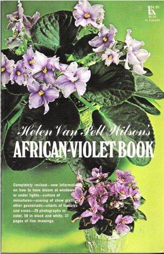 helen-van-pelt-wilsons-african-violet-book