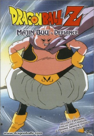 Dragon Ball Z: Majin Buu - Defiance [DVD] [Region 1] [US Import] [NTSC]