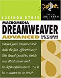 Lucinda Dykes Macromedia Dreamweaver 8 Advanced for Windows and Macintosh: Visual QuickPro Guide (Visual QuickPro Guides)