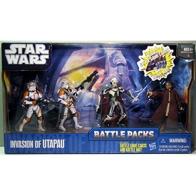 Star Wars 26959 – Star Wars Invasion of UTAPAU als Weihnachtsgeschenk