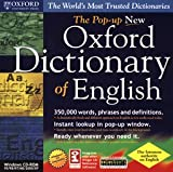 Product B0002BQQWS - Product title Oxford Dictionary of English