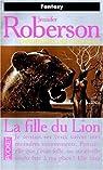 La fille du lion par Roberson