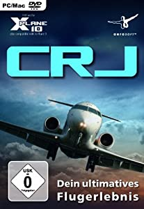 X - Plane 10 - CRJ X - Plane 9+10 (Add - On) - [PC/Mac]
