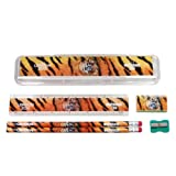 London zoo/ Whipsande zoo tiger pencil case set