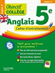 OBJECTIF COLLEGE ANGLAIS 5EME