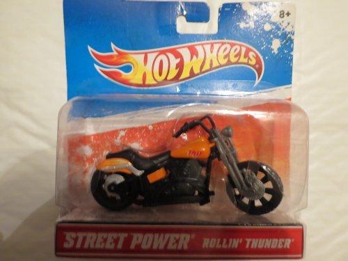 Hot Wheels Street Power Street Bikes - Rollin' Thunder by Hot Wheels
