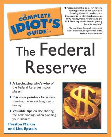 Federal Reserve, Preston Epstein Lita; Martin
