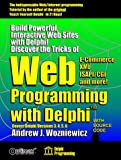img - for Web Programming with Delphi (Delphi Programming) book / textbook / text book