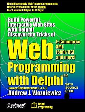 Web Programming with Delphi (Delphi Programming)