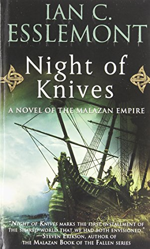Night of Knives (Malazan Empire Novels (Unnumbered))