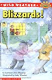 Wild Weather: Blizzards! (Hello Reader! Level 4 Science (0590397303) by Hopping, Lorraine Jean