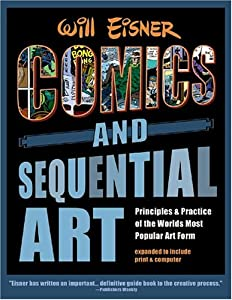 """Cover of """"Comics & Sequential Art"""""""