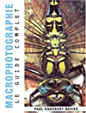 Photo du livre Macrophotographie le guide complet