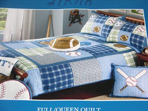 Boys Sports Quilt Bedding